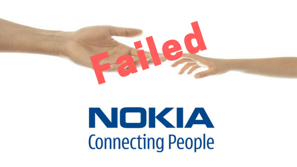 Reasons Behind the Failure of Nokia! - Haas & Fischer