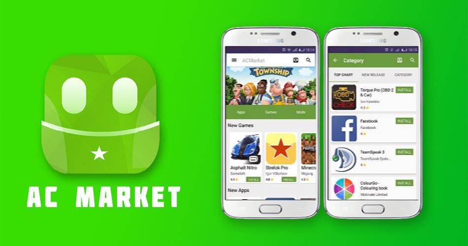Download AC Market To Get Premium, Modded & Hacked Games Or Apps