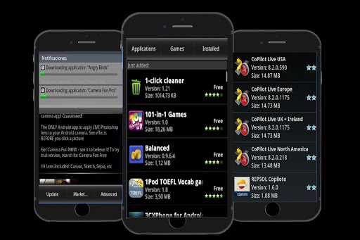 Blackmart Alpha - Get The Version of Any App, Compatible To